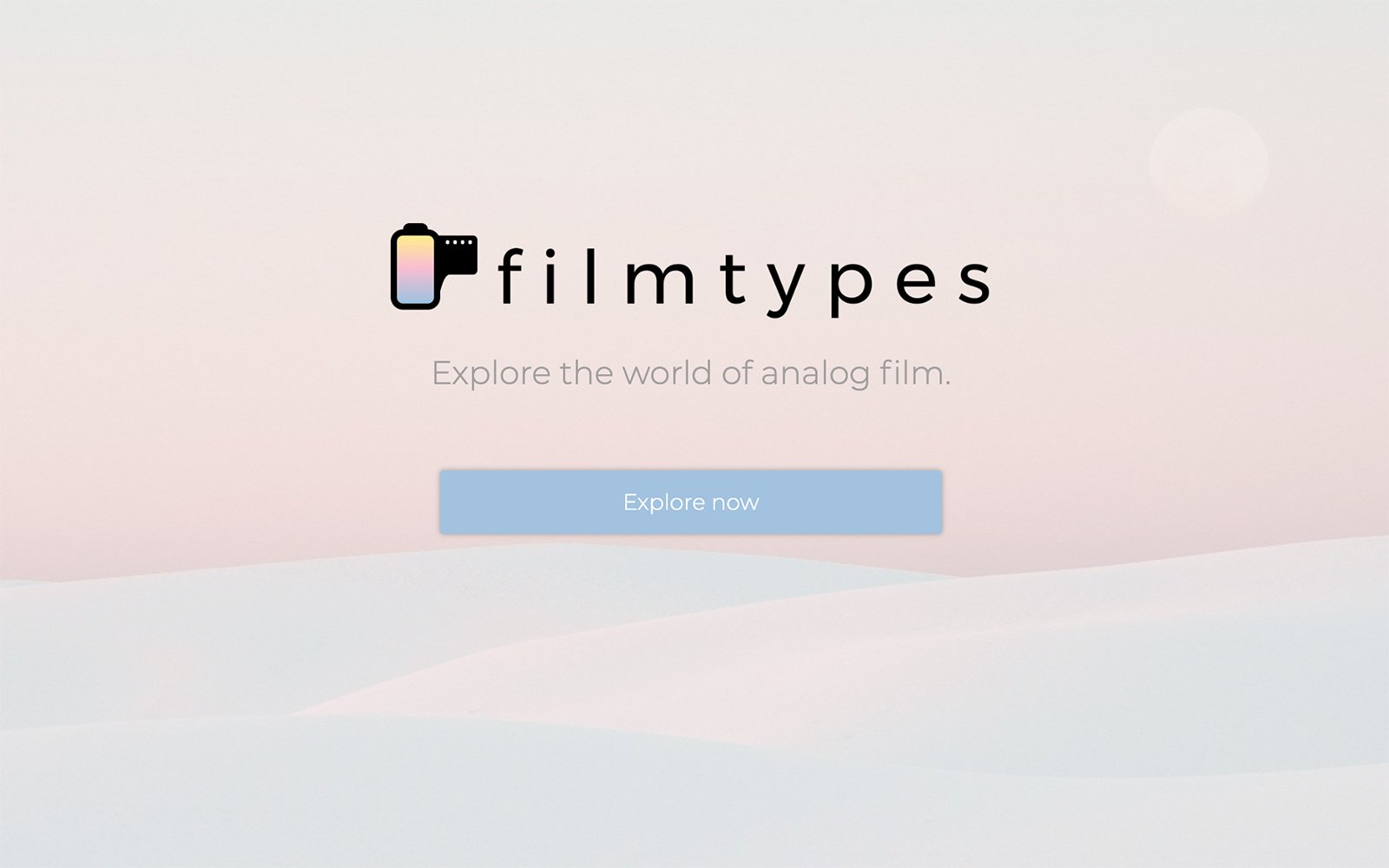 Filmtypes is a Film Stock Database with Details, Sample Images and More
