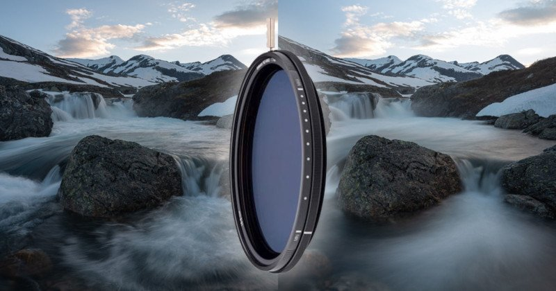 Ideas for Using a Variable ND Filter to Control Landscapes