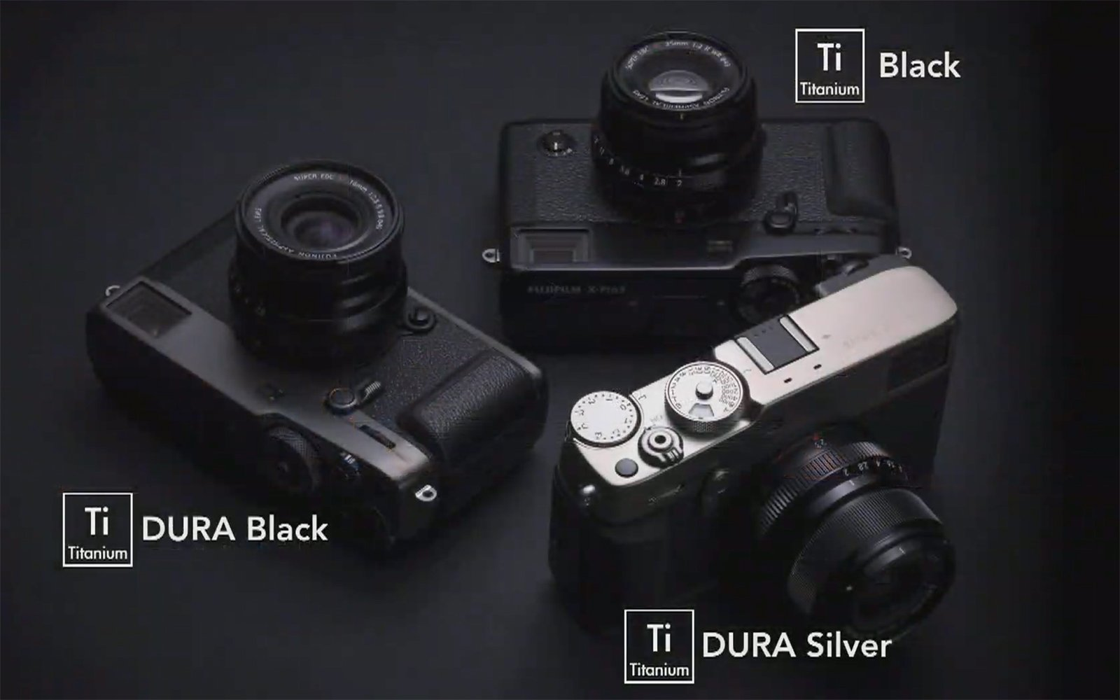 Fujifilm Reveals X-Pro3 with Titanium Body, Hidden LCD and New Film Simulation