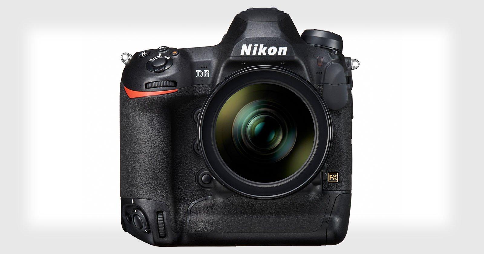 Nikon D6: Nikon's 'Most Advanced DSLR' Ever is Nigh