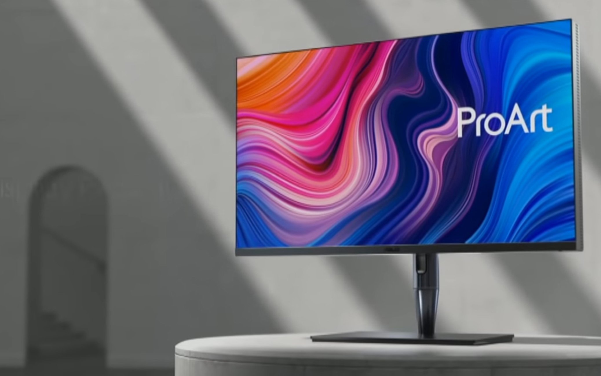 ASUS' New 1600-nit 4K ProArt Display Challenges Apple's Pro Display XDR