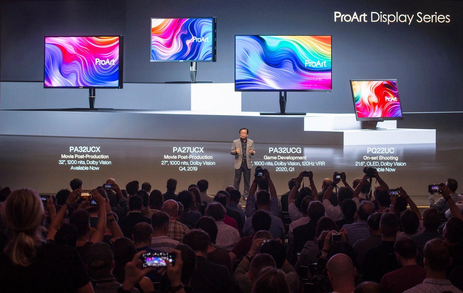 ASUS' New 1600-nit 4K ProArt Display Challenges Apple's Pro