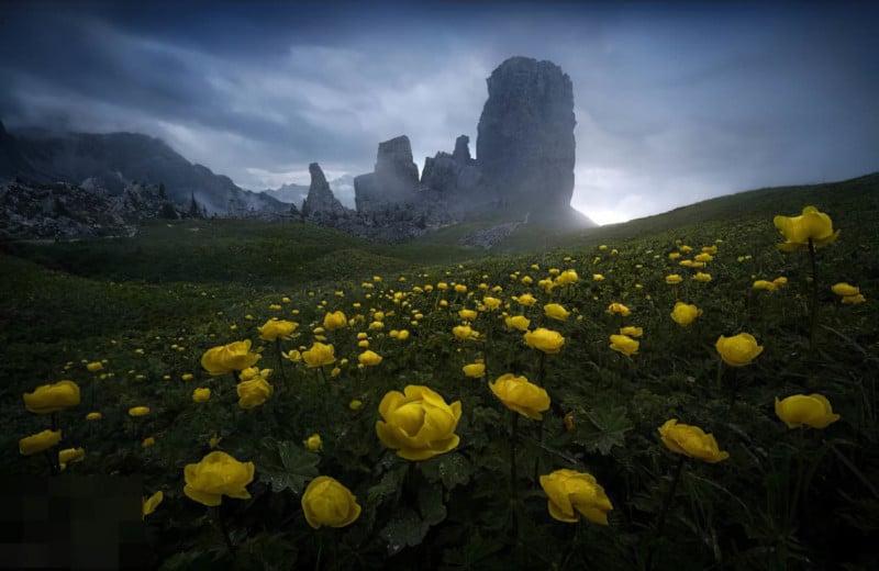 Mario Rossi :การถ่าย Landscape ที่เหมือนกันเป็นแค่เรื่องบังเอิญหรือตั้งใจ...เลียนแบบ