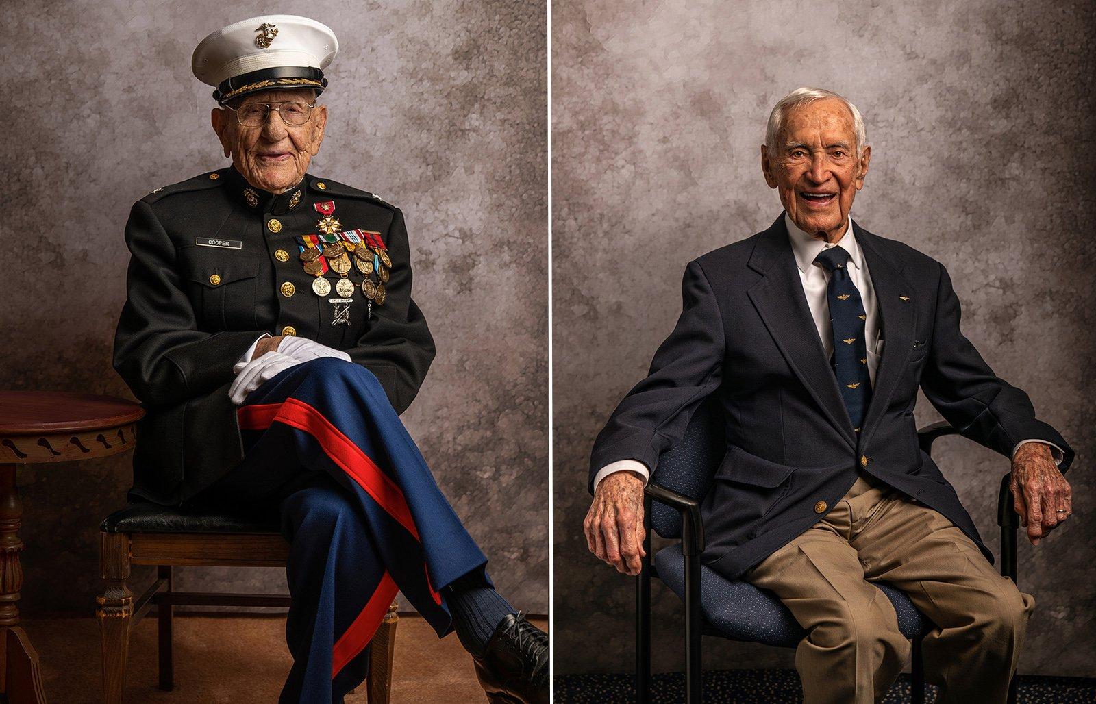 Portraits of Honor: