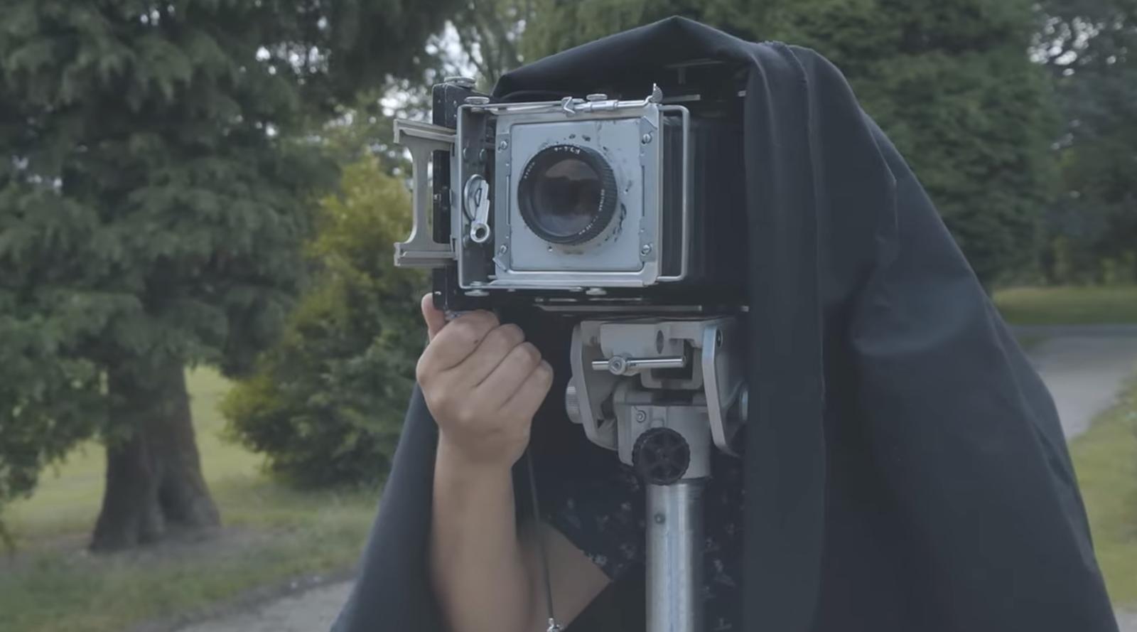Full-Frame Digital vs Large Format Film: A Side-by-Side Comparison