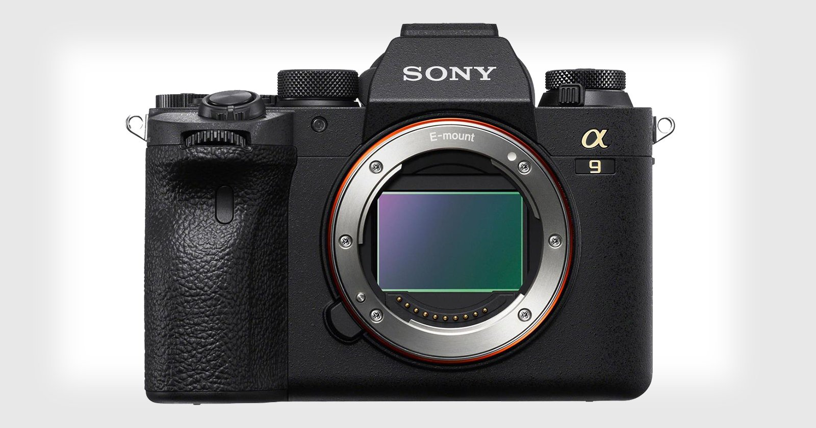 Sony Unveils the a9 II with 'Enhanced Connectivity'