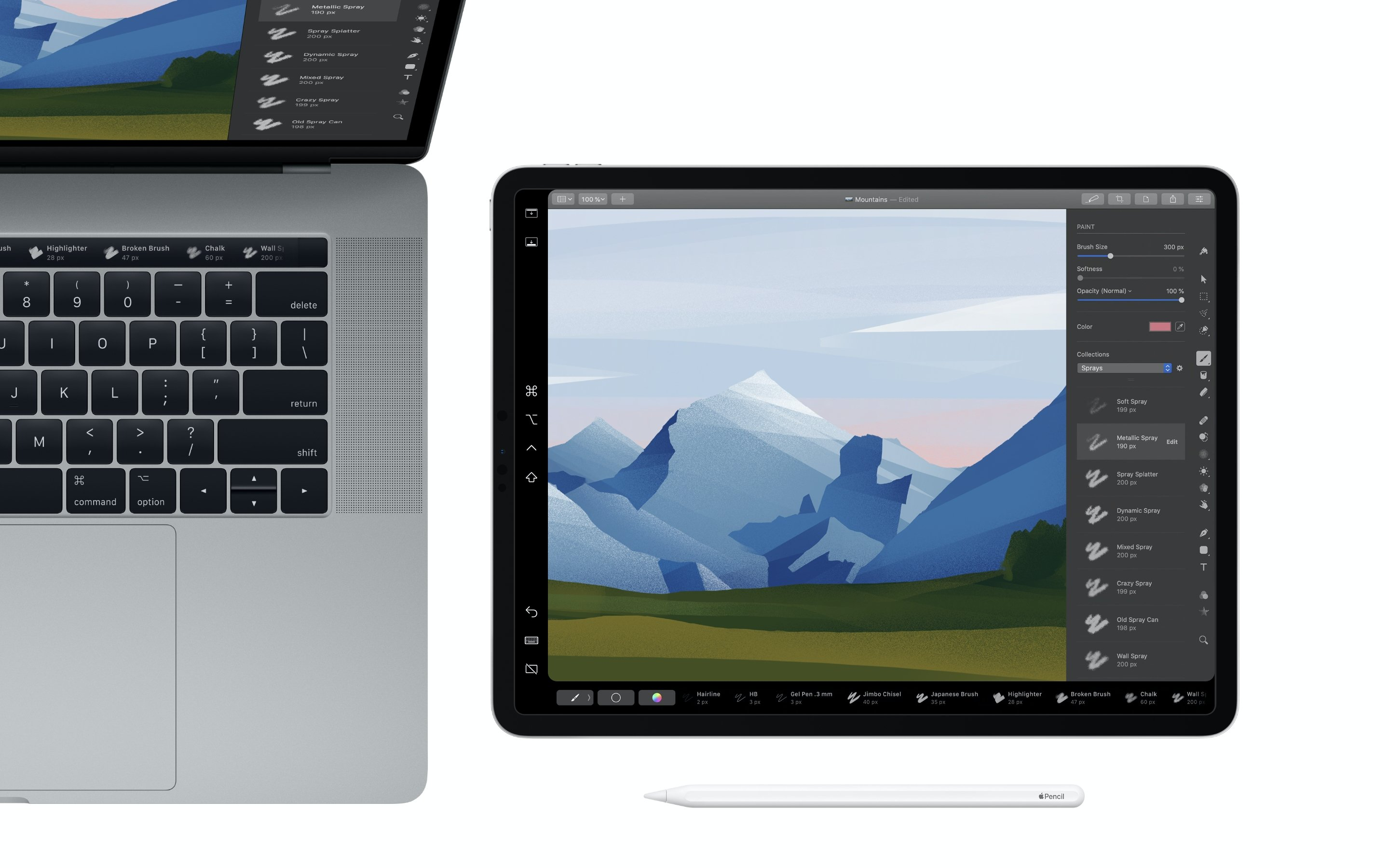 Pixelmator Pro 'Avalon' Update Lets You Use Your iPad as a Photo Editing Tablet