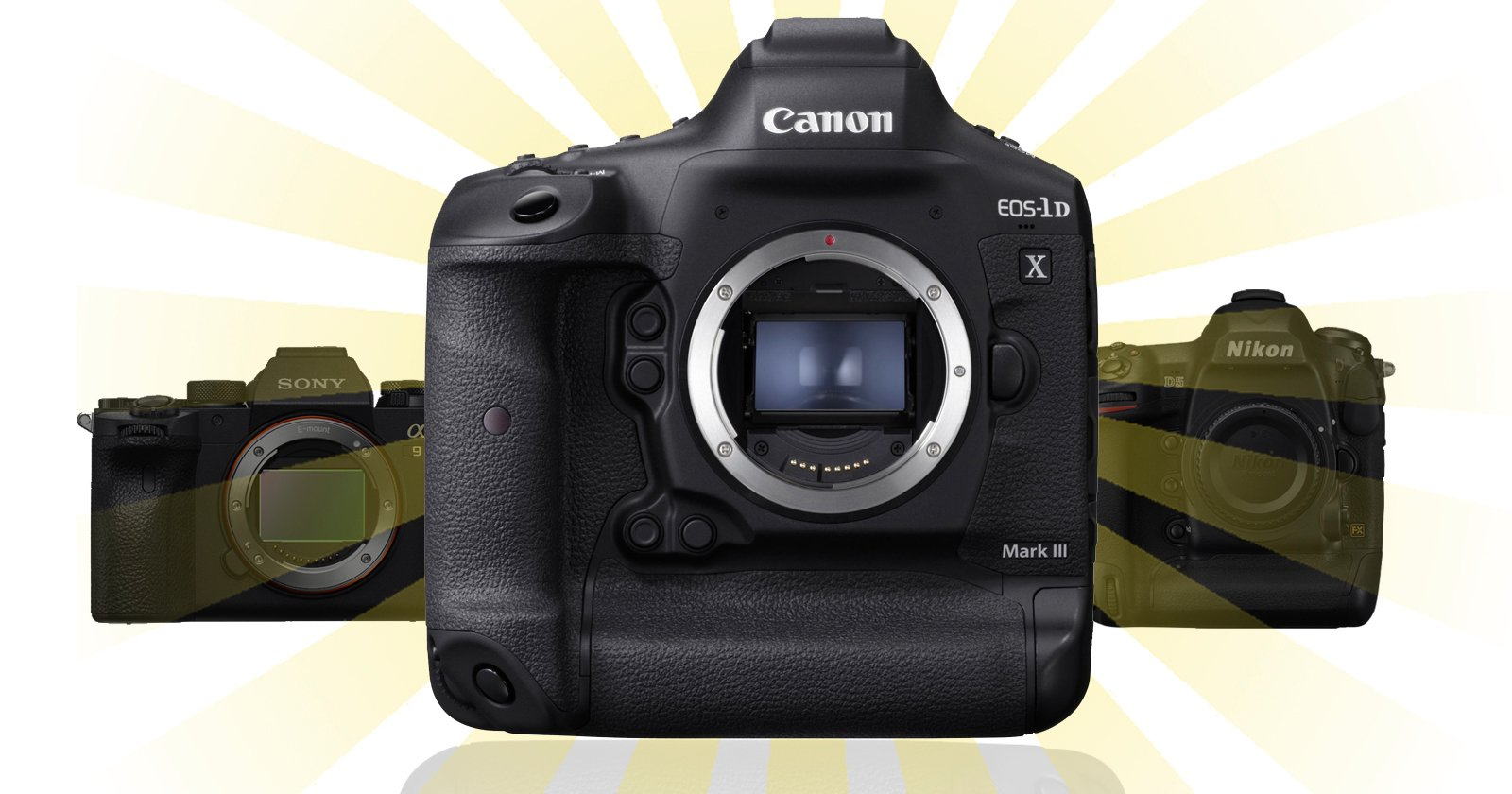 The Canon 1DX Mark III is Shaping Up to be a Killer Mirrorless Camera