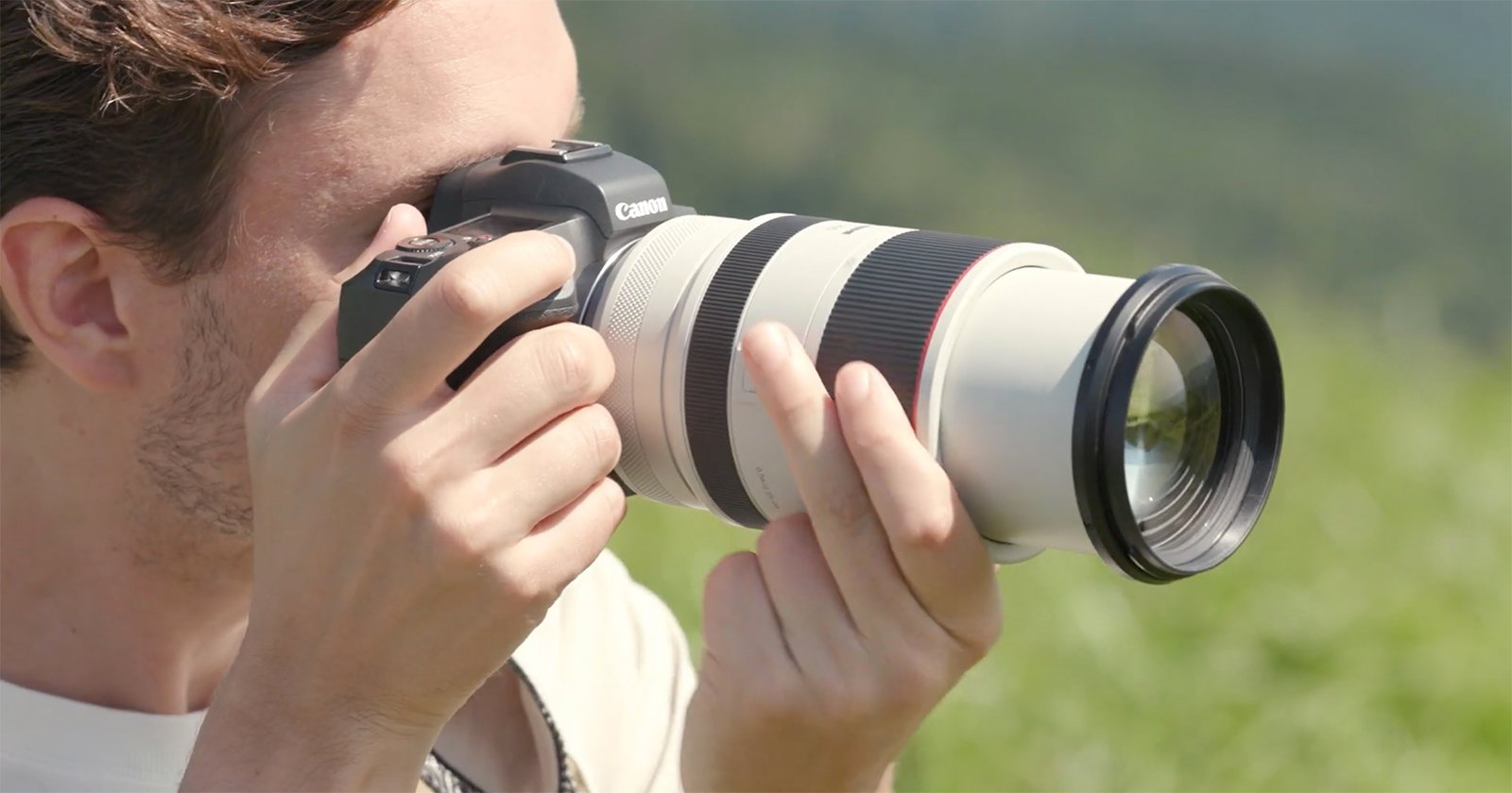 Canon Video Confirms the Tiny RF 70-200mm f/2.8L is NOT an Internal Zoom