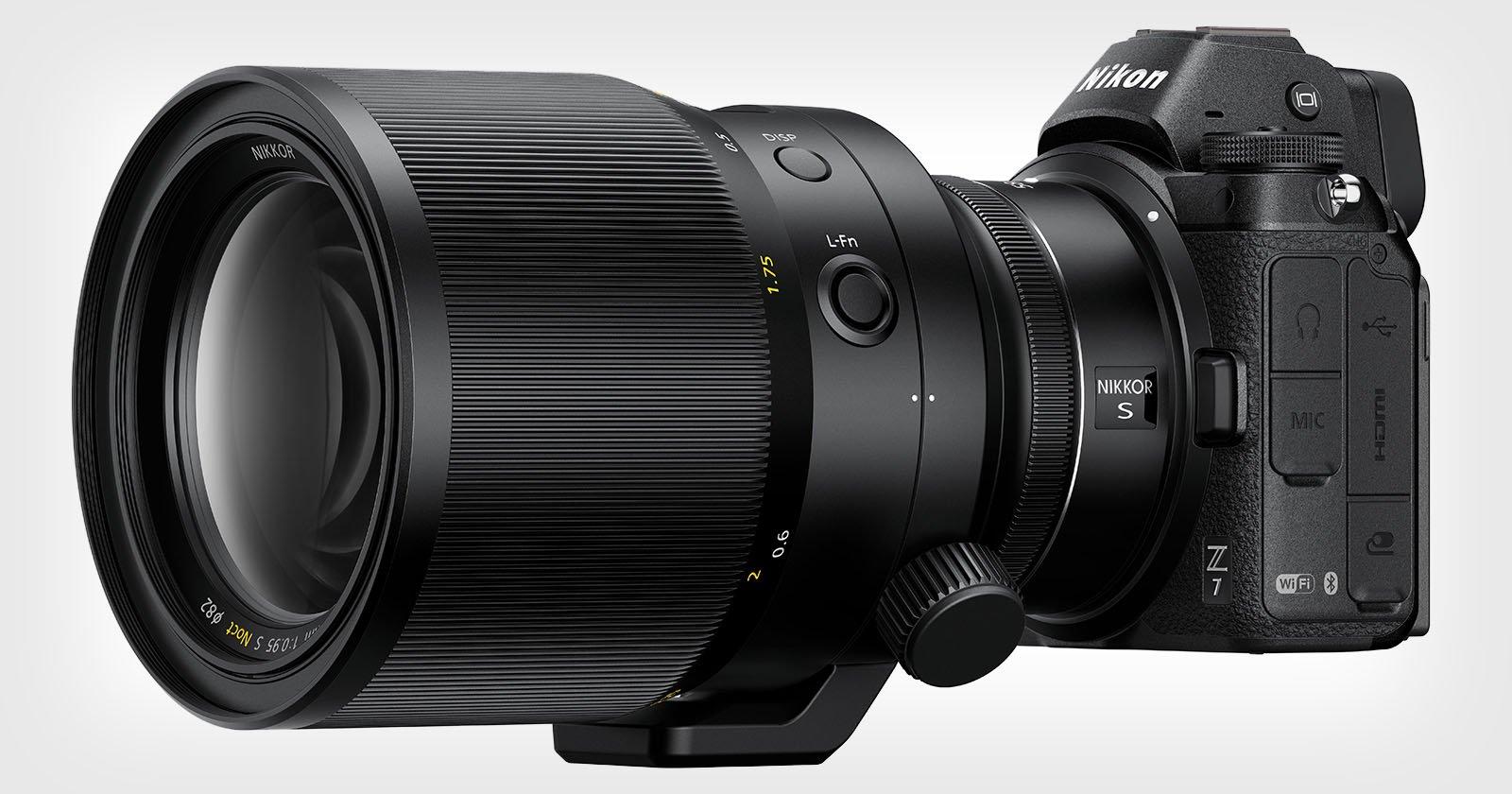 Nikon 58mm f/0.95 S Noct: $8,000 for the Fastest Nikkor Lens Ever