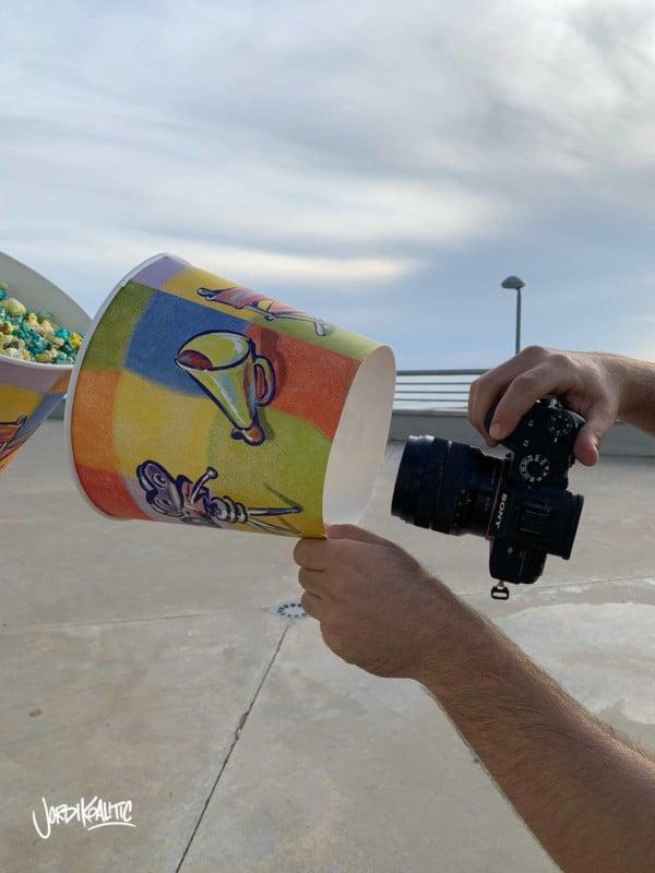 Técnicas para fotos originales