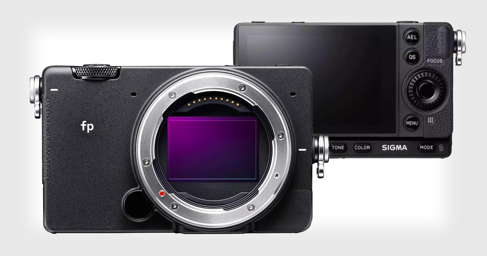 Sigma fp Officially Released, Will Cost $1,900 and Ships October 25th