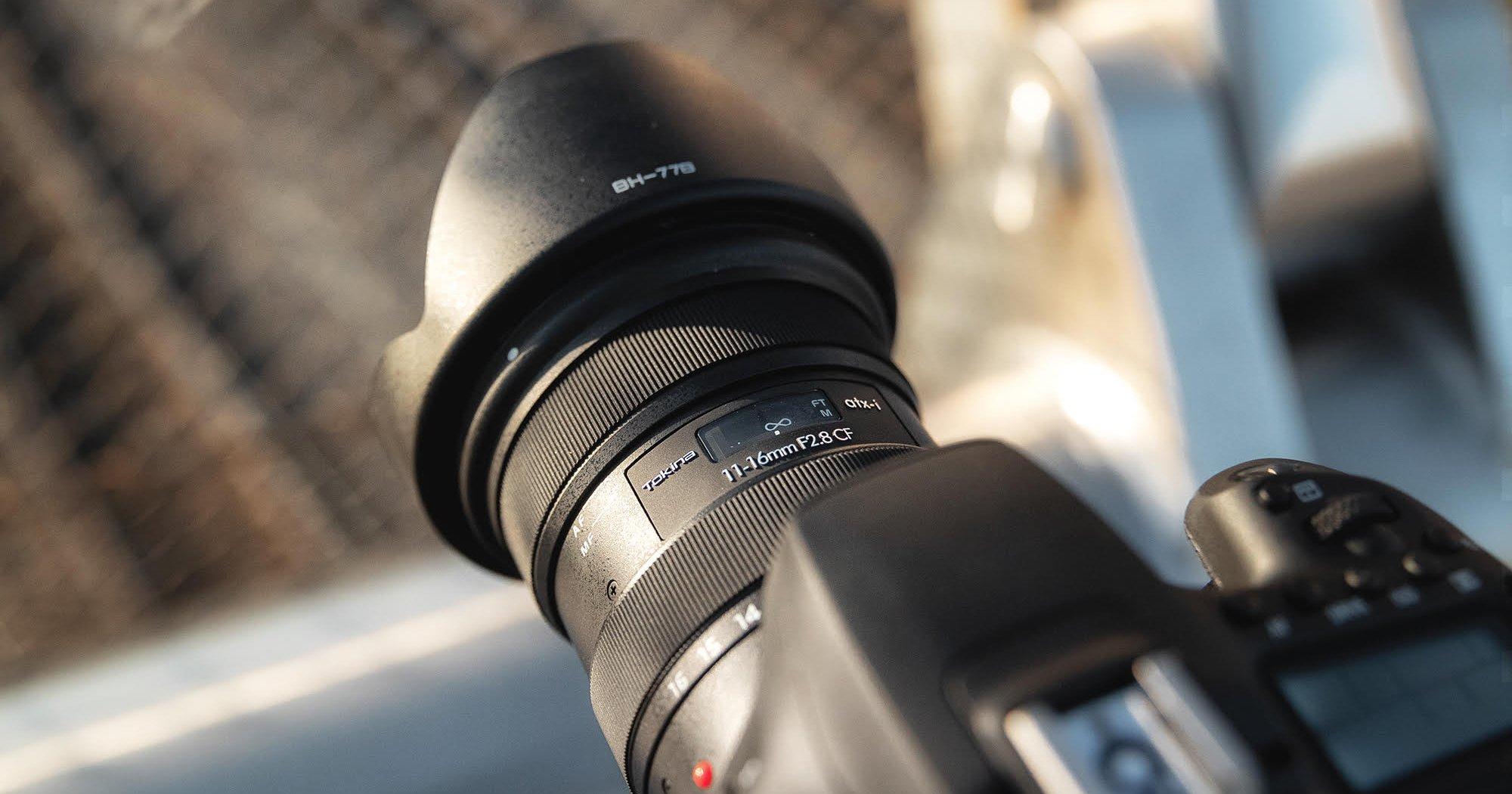 Tokina Unveils Affordable New ATX-i 11-16mm f/2.8 CF Lens for Crop Sensor DSLRs
