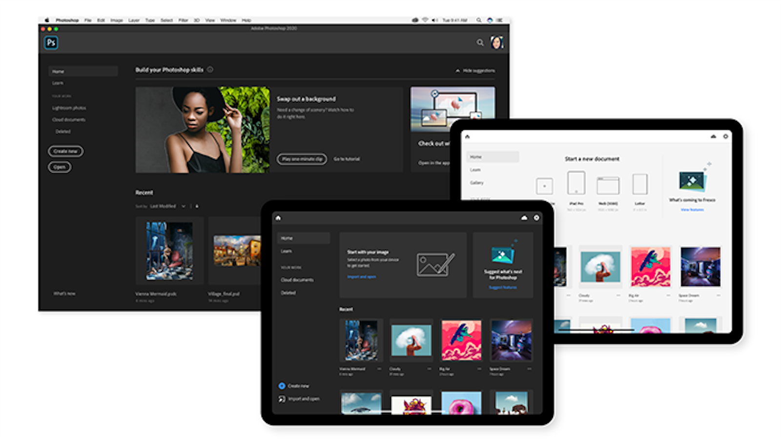 Adobe is Adding Livestreaming to Its Apps So You Can Stream Your Photo Editing Sessions