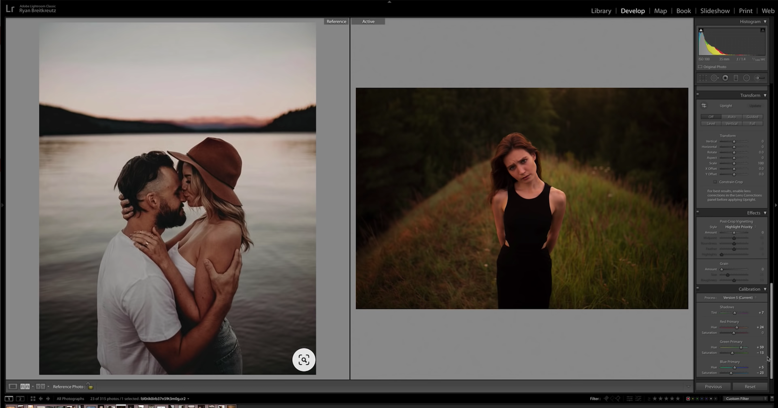 How to Get Great-Looking Skin Tones in Lightroom
