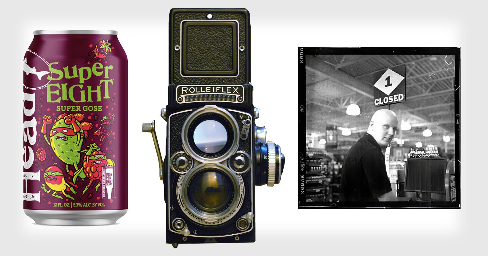 Developing Film With Beer and Other Nostalgia