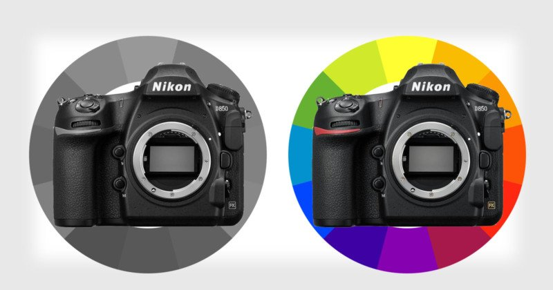 Nikon D850M vs D850: A Comparison of Monochrome and Color DSLRs