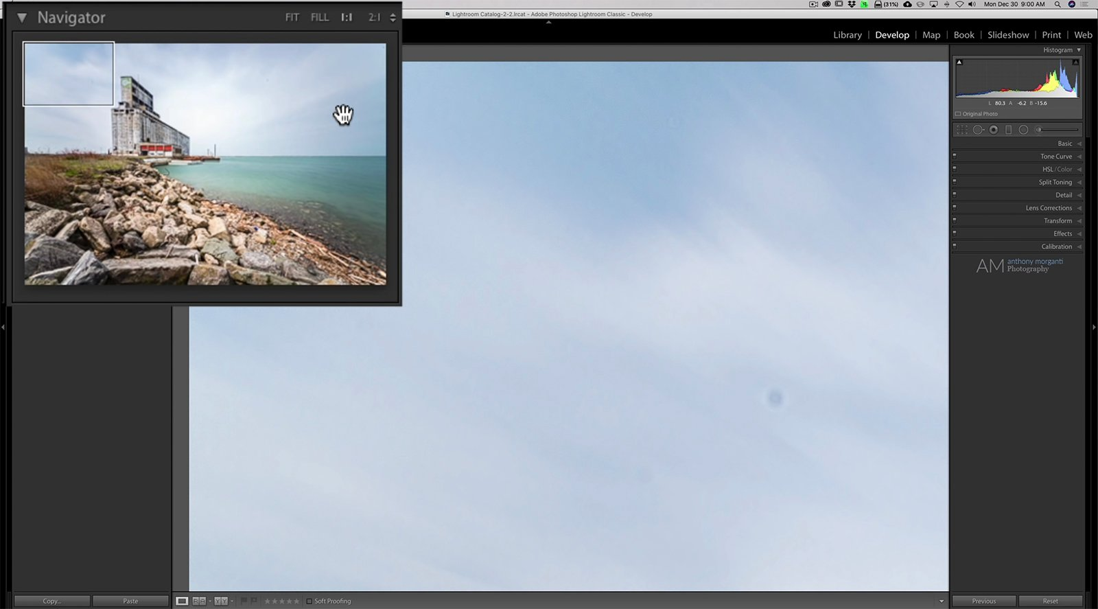 Simple Lightroom Trick Helps You Find Sensor Spots (or Anything Else) in Your Photos