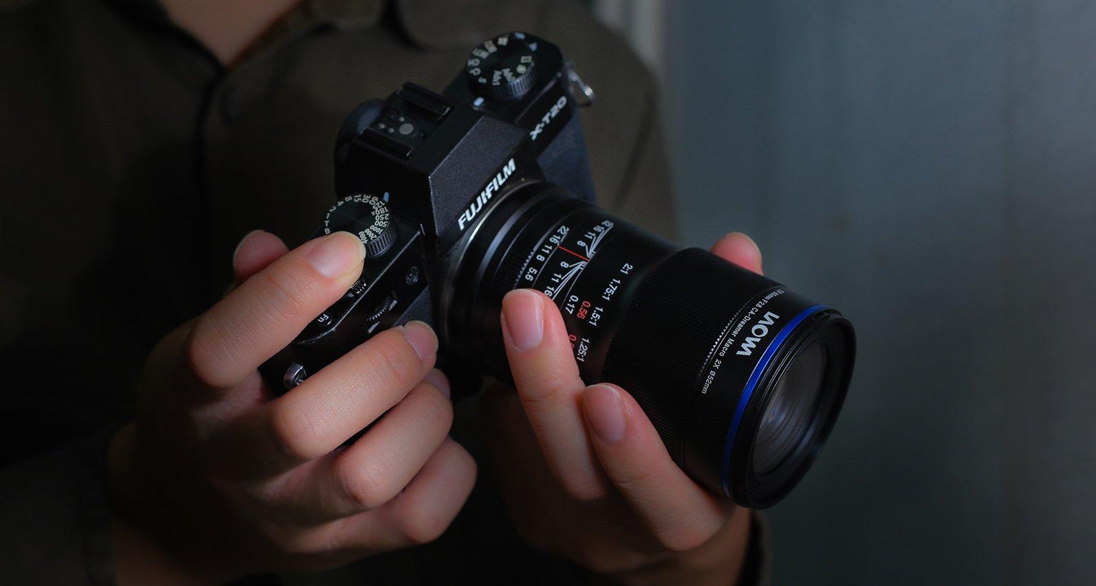 Venus Optics Launches Affordable 2X Macro Lens for APS-C Mirrorless Cameras - PetaPixel