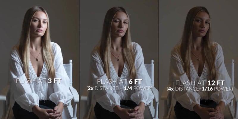 3 Errores comunes con el flash en fotografía