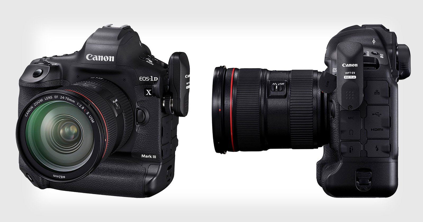 Canon 1D X Mark III Specs Leaked: Insane Buffer, 5.4K RAW Video Recording, and More