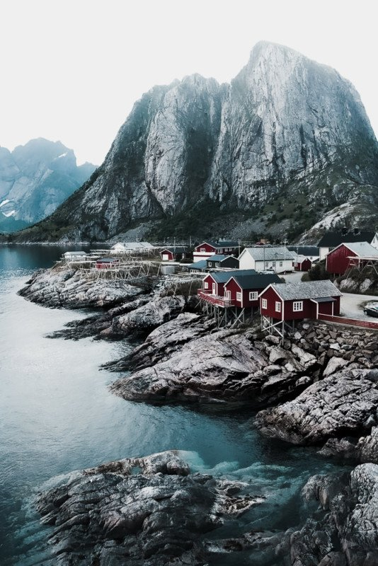 iphone vs sony image comparison lofoten islands 1 534x800 - $200 vs $4,000 Camera: Is Your Phone Good Enough for Travel Photography?