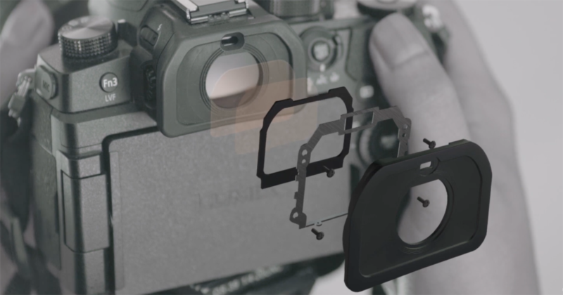 Panasonic Made a Viewfinder That Lets Colorblind Photographers See Color