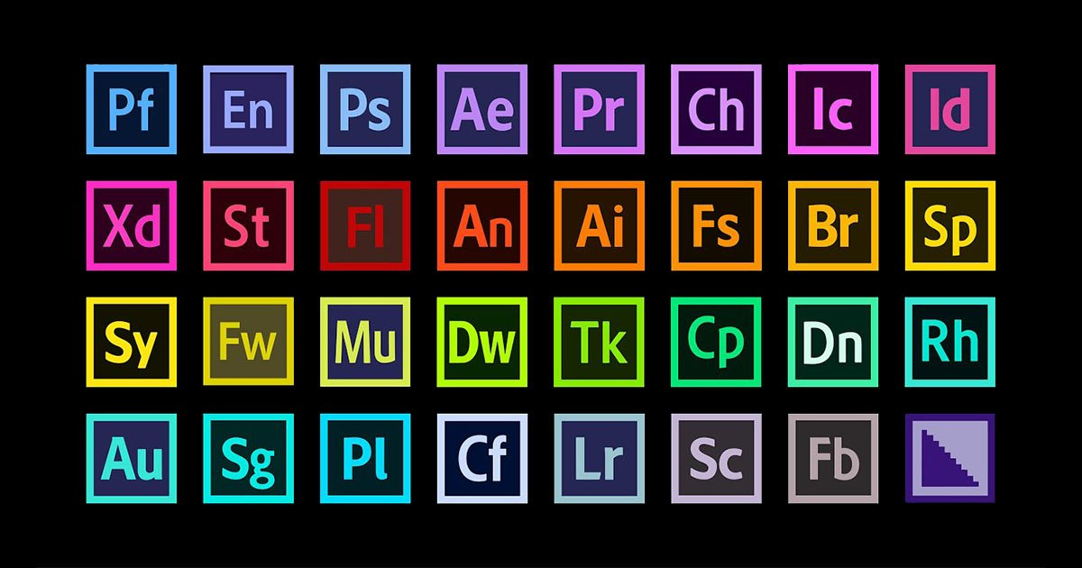 All 50+ Adobe Apps Explained in Just 10 Minutes