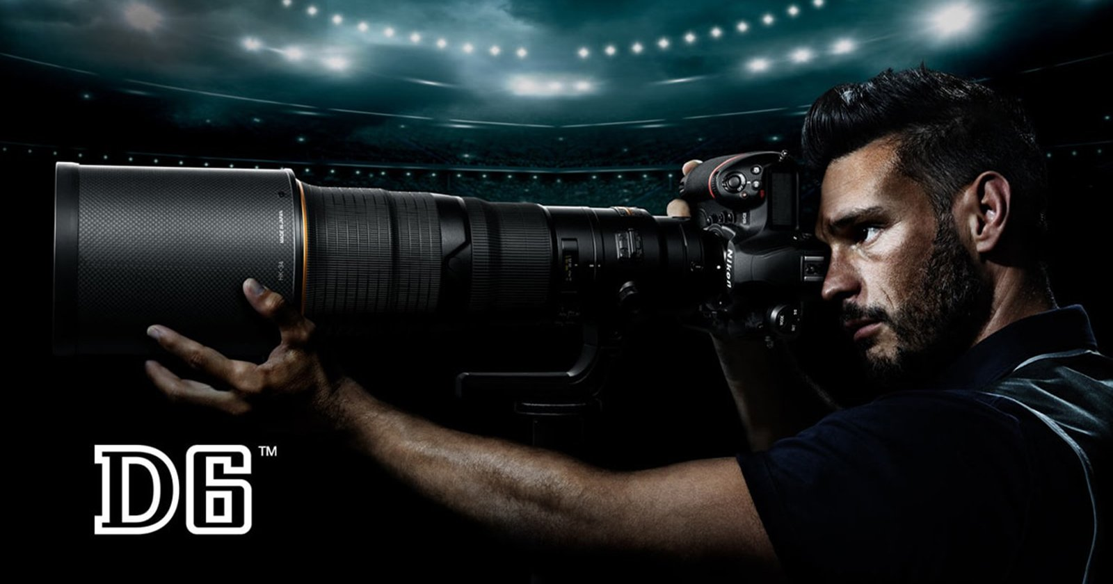 The Nikon D6 is a Pro Camera for a Vanishingly Small Demographic