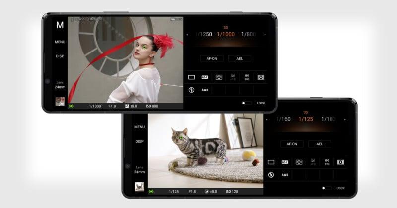 Sony Announces 5G Flagship Xperia 1 II and Midrange Xperia 10 II