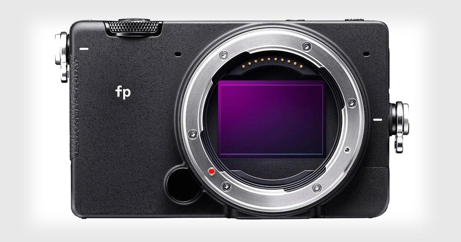 Sigma Apologizes, Says Full-Frame Foveon Camera is Delayed Indefinitely - PetaPixel
