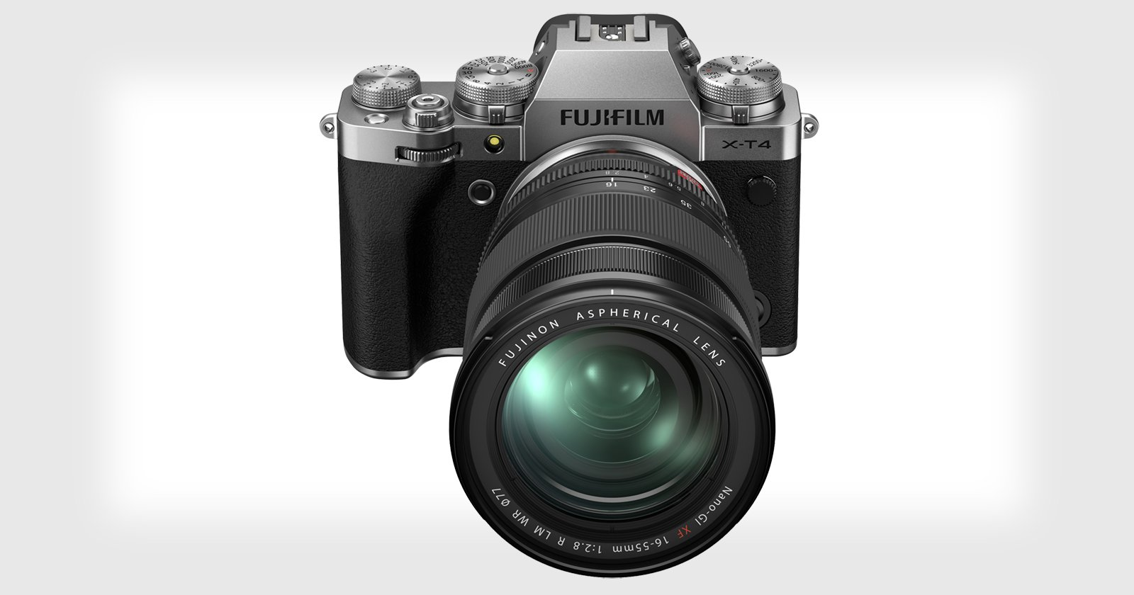 Fuji Announces the Flagship X-T4 with IBIS, Bigger Battery, and New Shutter