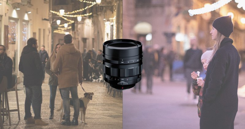 Cosina Unveils Voigtlander 60mm f/0.95 Lens for Micro Four Thirds
