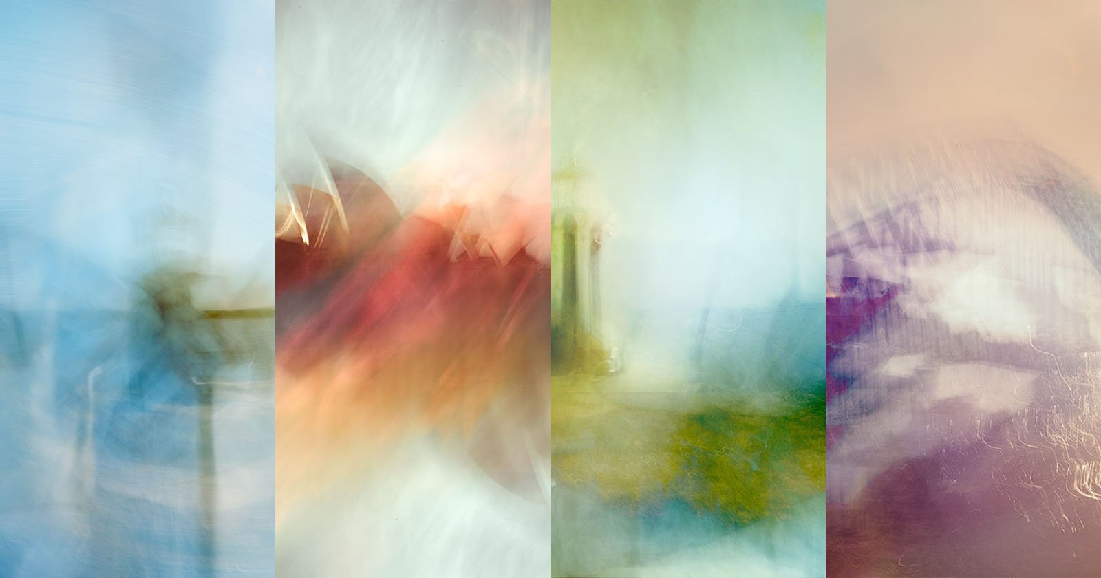 An Intro to Intentional Camera Movement (ICM) Photography