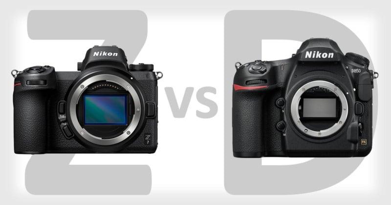 Nikon Z vs Nikon D: A Comparison