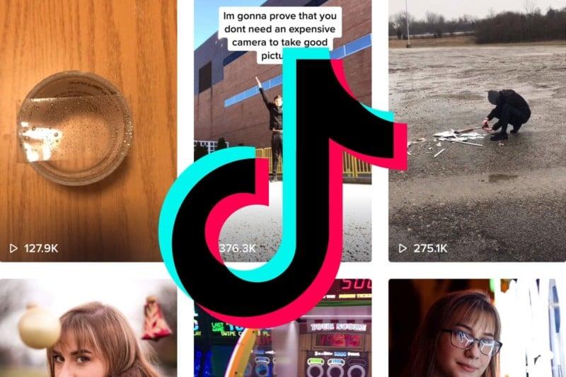 """Không """"rác"""" như bạn tưởng, Tiktok đang là kênh học nhiếp ảnh cực hiệu quả của giới trẻ hiện đại"""