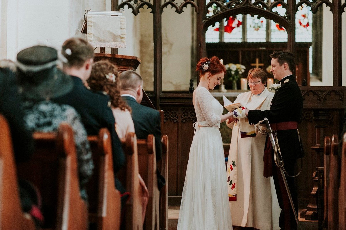 Top Tips: How to Photograph a Church Wedding Ceremony