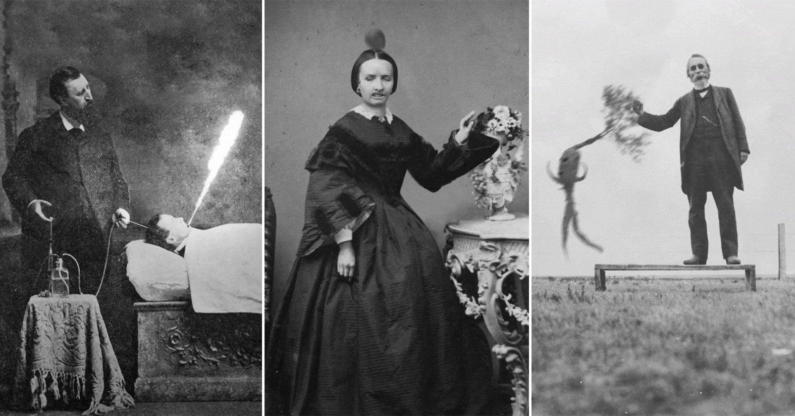 Photographer Turns Public Domain Photos Into Funny Animations