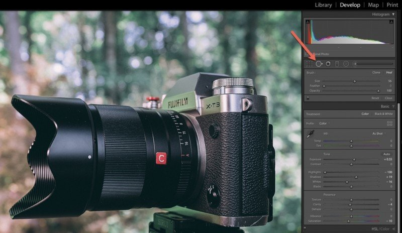Lightroom Tip: How to 'Stack' as Many Spot Removal Points as You Want