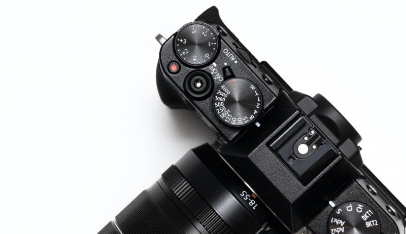 Fuji Working on Firmware to Turn Your Camera into a 'Plug and Play' Webcam