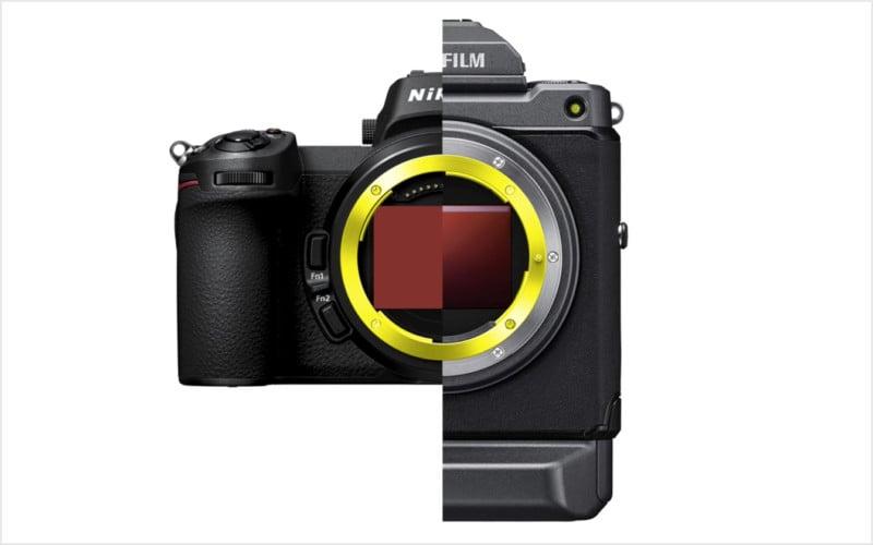 Could Nikon Make a Medium Format Z-Mount Camera?