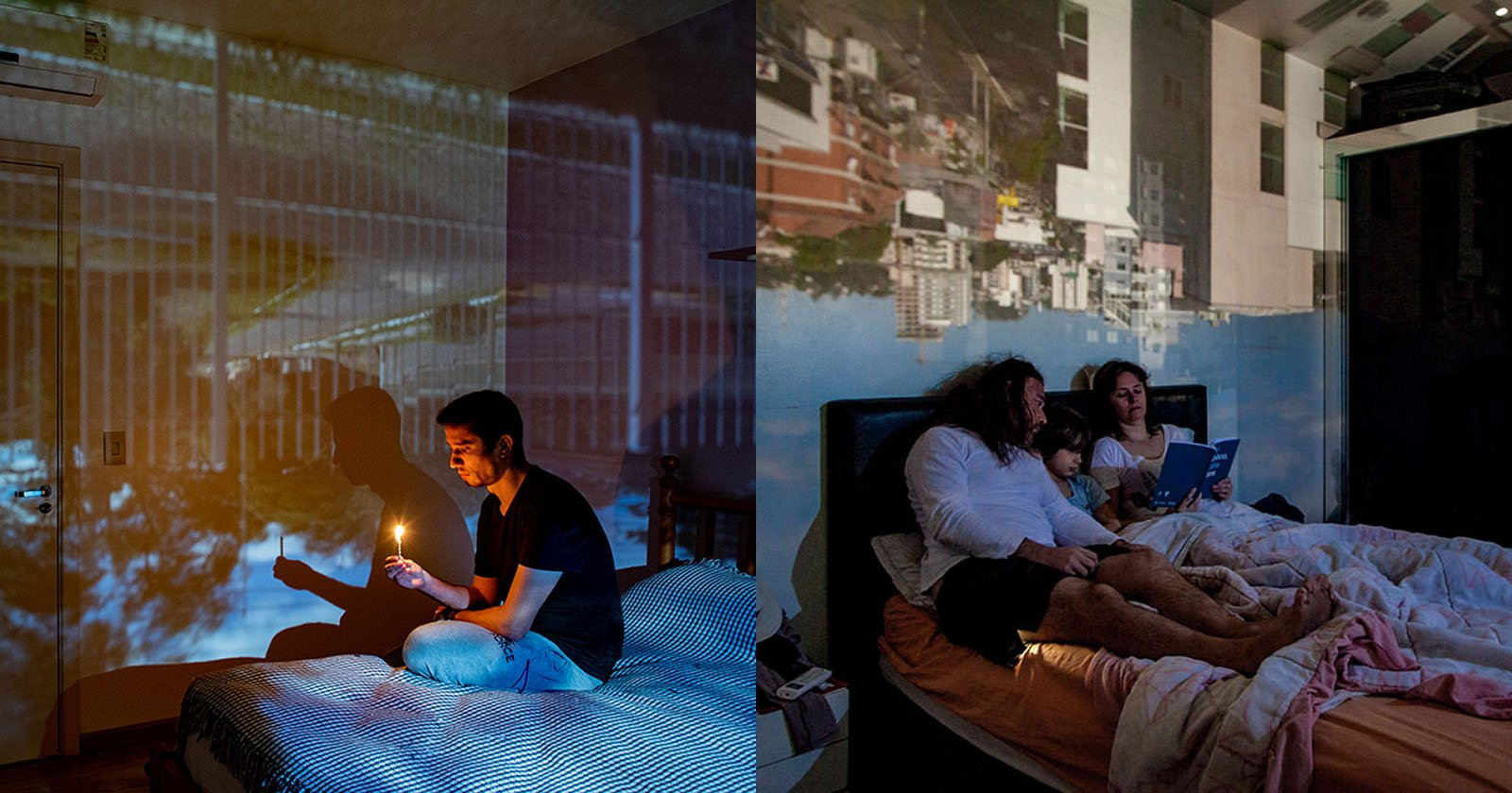 Photographers Turn Their Homes Into Cameras to Capture Pandemic Life