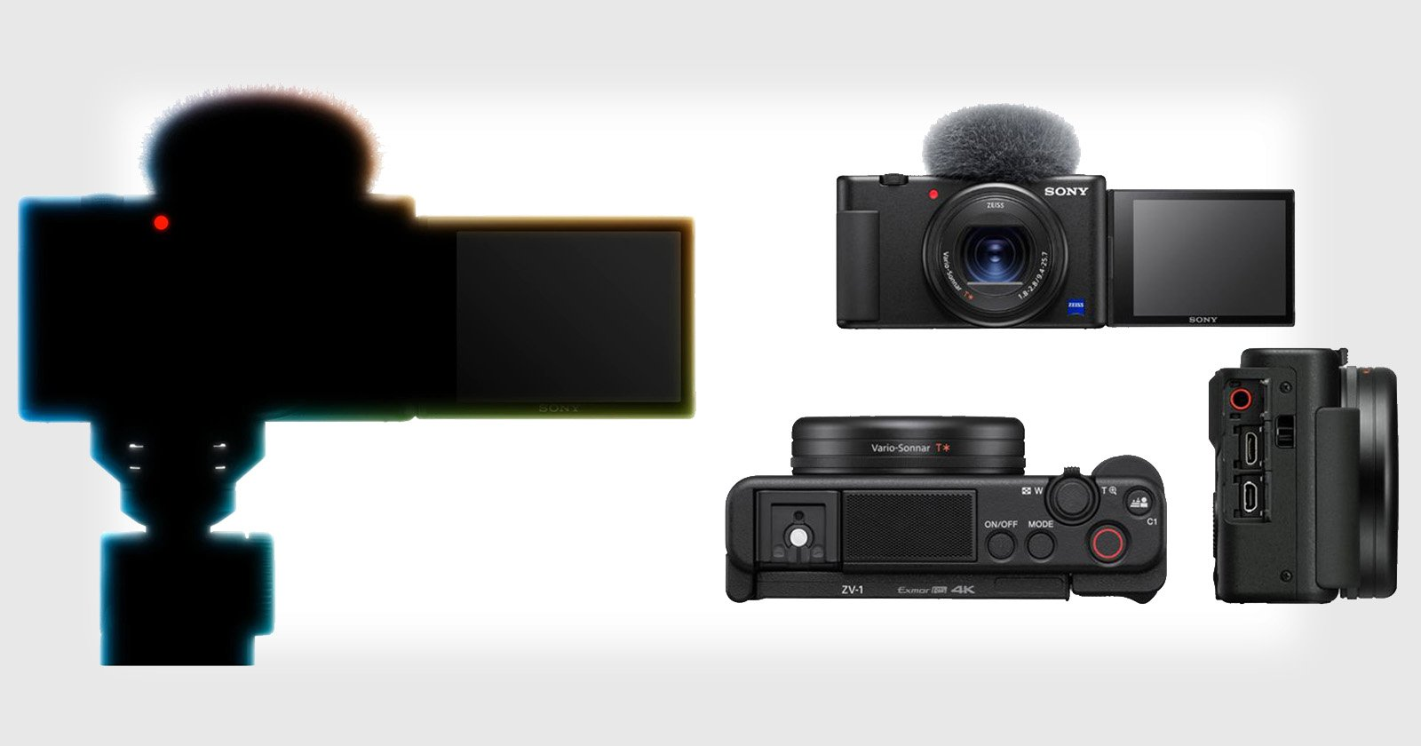 Sony Teases New Compact Camera for Vloggers, Photos Already Leaked - PetaPixel