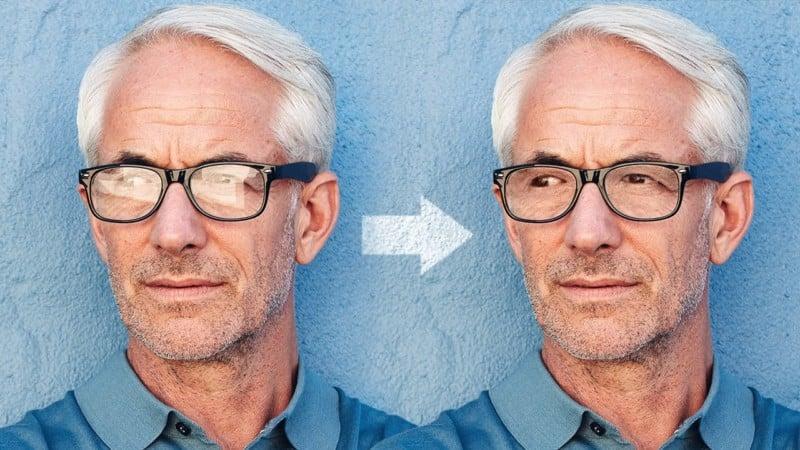 Aprende a quitar el reflejo de las gafas. ¿Cómo eliminar el brillo de los lentes?