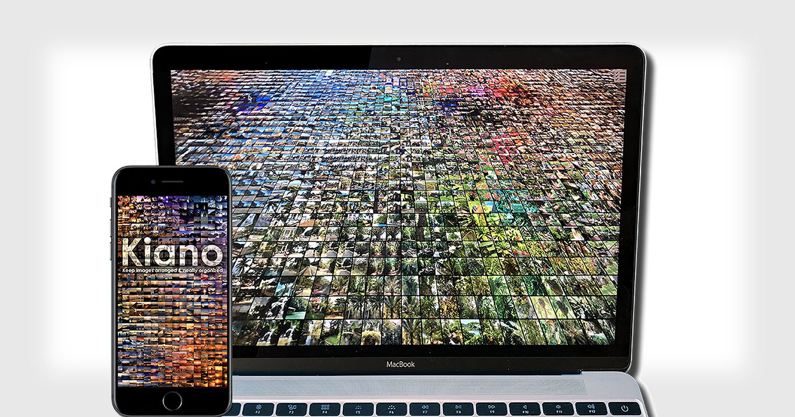 Kiano Lets You Visually Explore All the Photos on Your Mac or iPhone