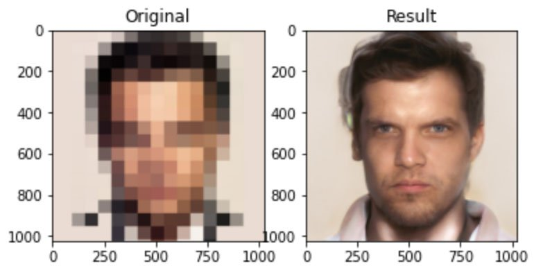 This Ai Turns Pixel Faces Into Photos