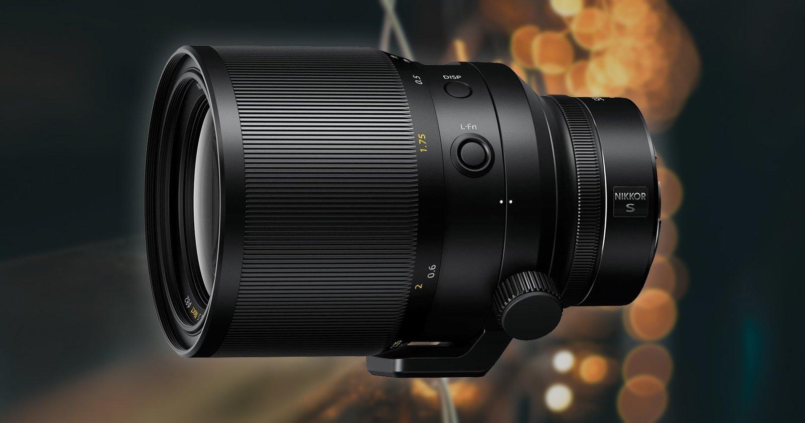 Nikon: Adding Autofocus to the Noct Lens Would Increase Size 'Far Beyond Imagination'