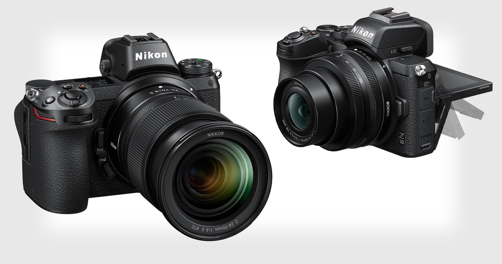 Nikon to Release 'Z5' and 'Z30' Entry-Level Mirrorless Cameras in 2020: Report