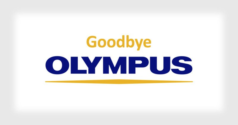 Olympus Exits the Camera Business