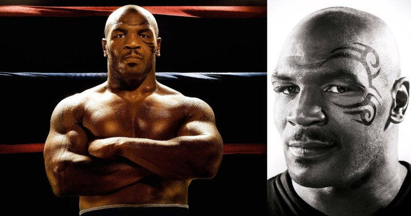 My Photo Shoot With Mike Tyson